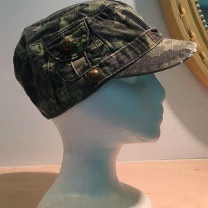Accessories - Camo Hat